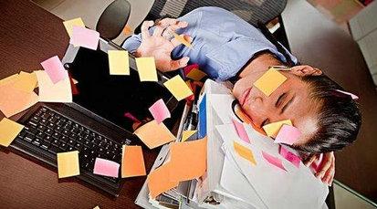 办公室7个坏习惯更易生病