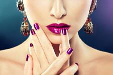 美甲师心水指甲贴 教你打造唯美蕾丝美甲