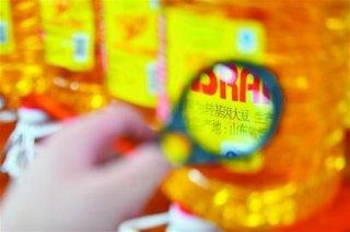 转基因食品标识不清 遭起诉
