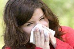 感冒流鼻涕吃什么药