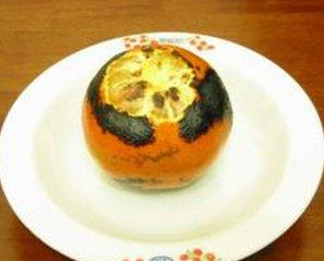 冬季吃橘子上火 不妨加热吃