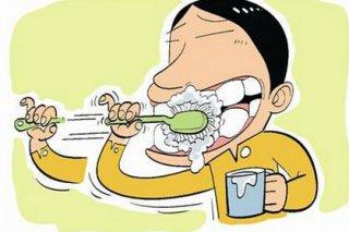 """早晚刷牙餐后漱口依旧难挡""""蛀牙""""?"""