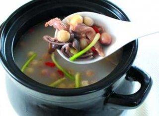 这四款粥汤可防暑伤