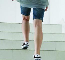 爬楼梯减肥效果更好