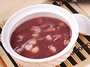 红豆的4大减肥特效