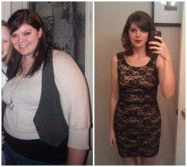 美200多斤胖妹1年成功瘦身100斤