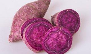 紫薯是转基因食物?别冤枉了