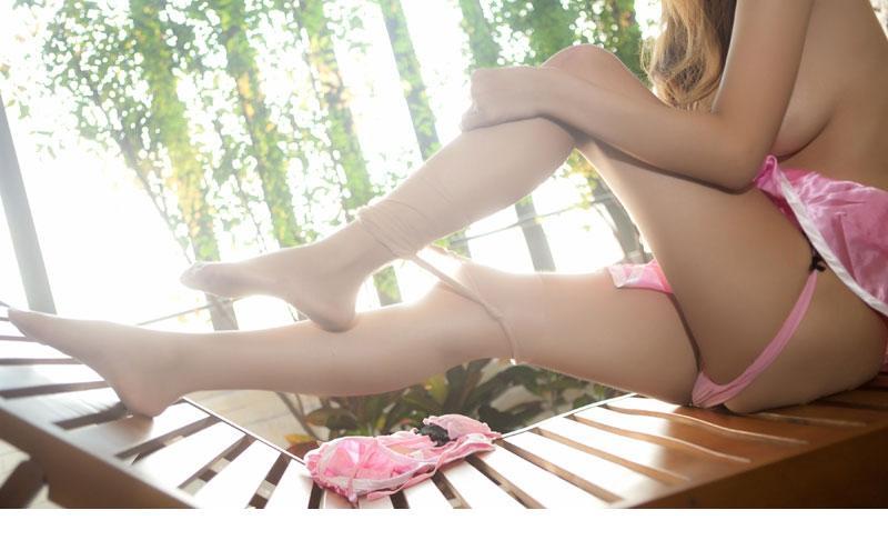 丝袜美女Shan极限丝袜诱惑写真