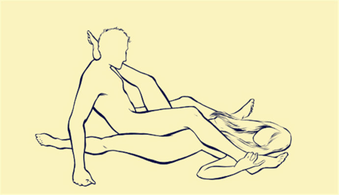盘点情侣间的性生活姿势大全