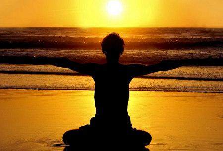四,練習瑜伽圖片