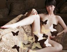 张筱雨的人体艺术 享受中国第一人体艺术模特的美丽诱惑