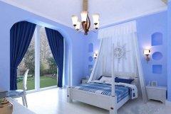 时尚家居设计:收藏水蓝还你夏日清凉