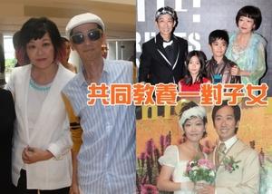 张达明与相识27年妻宣布分居 曾共同抗癌