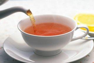 白领喝茶减肥