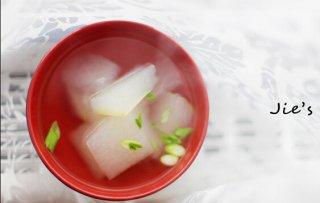 阑尾炎术后喝什么汤