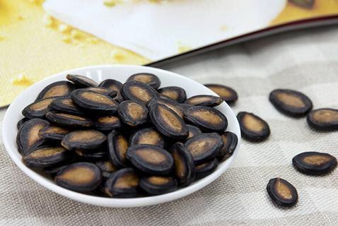 西瓜子壳的功效与作用