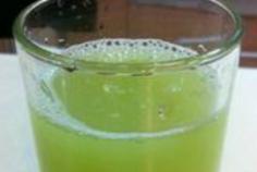 香瓜汁 清热解暑