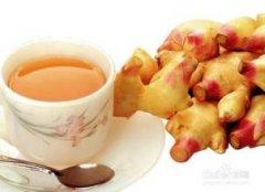 生姜红茶减肥 一周瘦5斤
