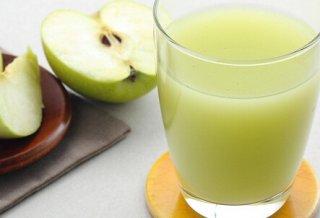 介绍宝宝喝苹果汁的好处