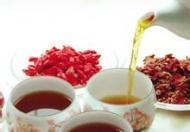 冬季女人养生茶排毒养颜