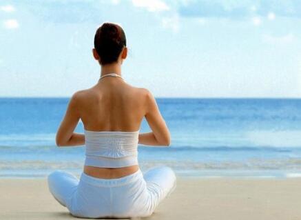 春季养生瑜伽坚持做好处多多