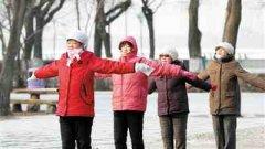冬季跳广场舞一定要注意安全