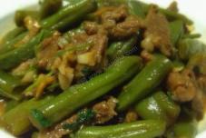 芸豆小焖肉