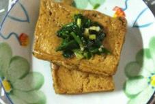 自制卤豆腐干
