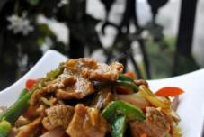 咖喱洋葱炒牛肉