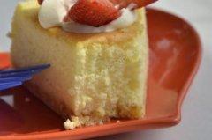 日式焗芝士蛋糕