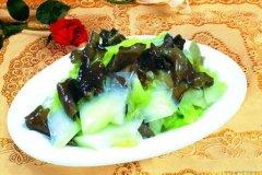大白菜炖木耳