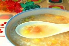 瑶柱燕麦粥