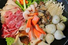 寿喜烧(日式牛肉锅)
