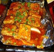韩国铁板豆腐
