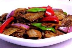什锦蔬菜回锅肉