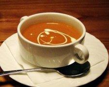 奶油番茄汤