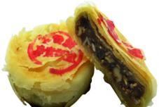苏式椒盐月饼