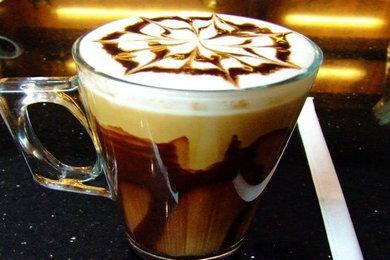 冰摩卡咖啡