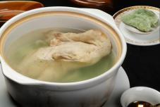 天麻老鸭汤
