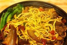 塔吉锅猪头肉炖千张