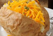 微波炉土豆