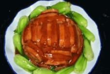 荔浦芋头扣肉