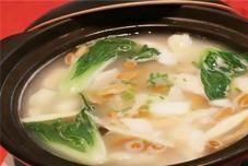 什锦素砂锅