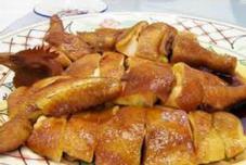 电饭锅版三杯鸡