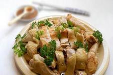 盐焗鸡(电饭锅版)