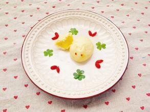 小兔奶黄包