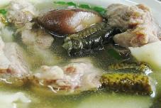 土黄鳝炖排骨