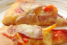 彩椒牛肉批萨