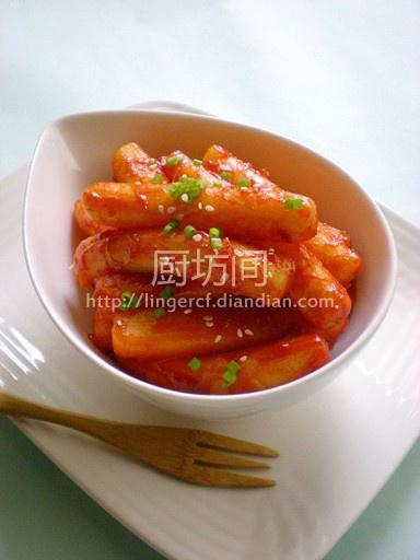 韩国辣炒年糕3