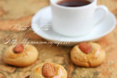 杏仁豆小西饼2